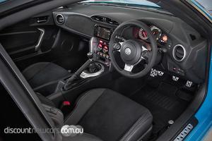 2018 Toyota 86 GTS Apollo Blue Manual