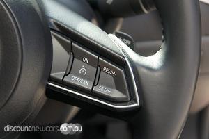 2019 Mazda 3 Touring BN Series Auto