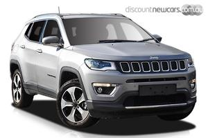 2018 Jeep Compass Limited Auto 4x4 MY18