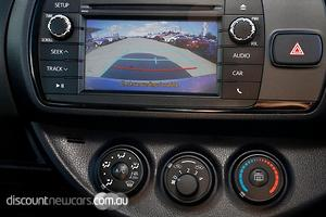 2018 Toyota Yaris Ascent Auto