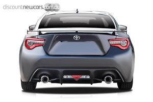 2018 Toyota 86 GTS Manual