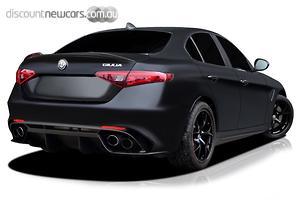 2018 Alfa Romeo Giulia Quadrifoglio Auto