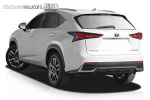 2021 Lexus NX NX300h Luxury Auto AWD