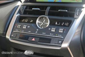 2018 Lexus NX NX300h Luxury Auto AWD