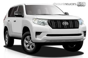 2019 Toyota Landcruiser Prado GX Manual 4x4