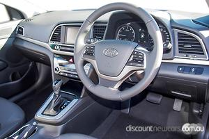 2018 Hyundai Elantra Elite Auto MY18