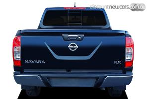 2019 Nissan Navara RX D23 Series 3 Auto 4x2 Dual Cab