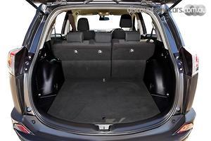 2018 Toyota RAV4 GXL Auto AWD