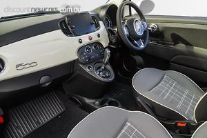 2019 Fiat 500 Lounge Auto