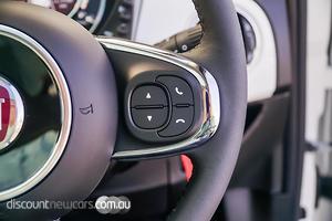 2019 Fiat 500 Lounge Manual