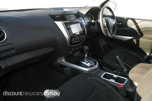 2019 Nissan Navara ST D23 Series 3 Auto 4x4 Dual Cab