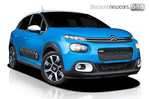 2018 Citroen C3 Shine Auto MY18