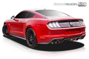 2019 Ford Mustang GT FN Manual RWD MY19