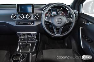 2020 Mercedes-Benz X-Class X250d Progressive Auto 4MATIC Dual Cab