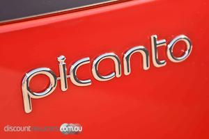 2019 Kia Picanto S Manual MY19