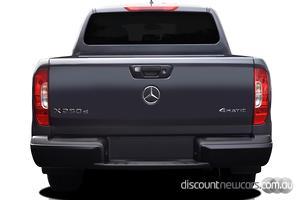 2019 Mercedes-Benz X-Class X250d Pure Auto 4MATIC Dual Cab