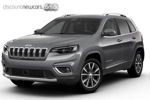2019 Jeep Cherokee Limited Auto 4x4 MY19