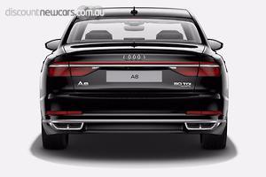 2020 Audi A8 50 TDI Auto quattro MY20