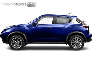 2018 Nissan JUKE ST F15 Manual 2WD MY18