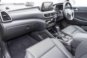2019 Hyundai Tucson Elite Auto 2WD MY19