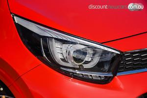 2019 Kia Picanto GT-Line Auto MY19