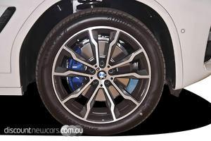 2021 BMW X4 xDrive30i M Sport G02 Auto 4x4