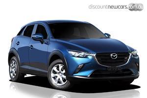 2019 Mazda CX-3 Neo Sport DK Manual FWD