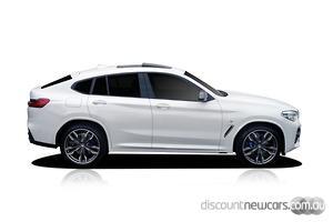 2021 BMW X4 M40i G02 Auto 4x4