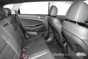 2018 Hyundai Tucson Highlander Auto AWD MY19