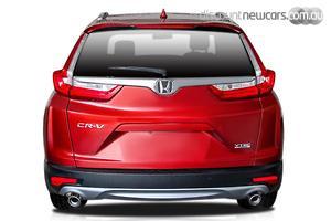 2018 Honda CR-V VTi-S Auto FWD MY18