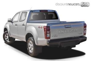 2018 Isuzu D-MAX LS-M Manual 4x4 MY18