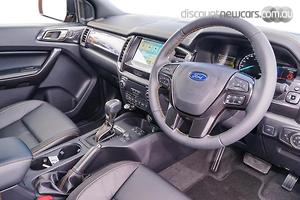 2018 Ford Ranger Wildtrak PX MkIII Manual 4x4 MY19 Double Cab
