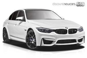 2018 BMW M3 Competition F80 LCI Auto