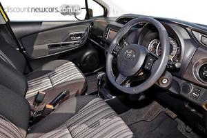 2018 Toyota Yaris ZR Auto