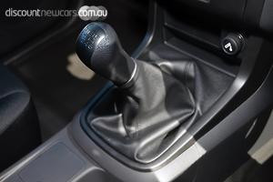 2018 Isuzu D-MAX SX Manual 4x2 MY18