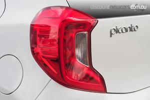 2018 Kia Picanto GT-Line Auto MY19