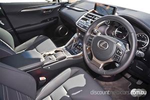 2020 Lexus NX NX300 Luxury Auto 2WD
