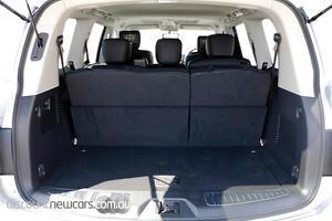 2018 Nissan Patrol Ti-L Y62 Series 4 Auto 4x4