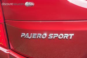 2018 Mitsubishi Pajero Sport Exceed QE Auto 4x4 MY18