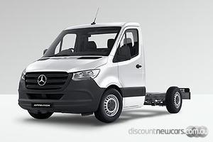 2019 Mercedes-Benz Sprinter 316CDI Medium Wheelbase Manual RWD