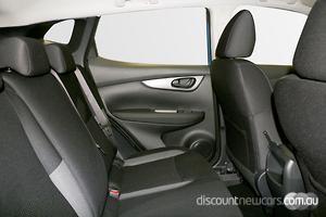 2018 Nissan QASHQAI ST J11 Series 2 Auto