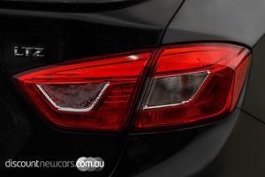 2018 Holden Astra LTZ BL Auto MY18