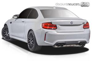 2018 BMW M2 Competition F87 LCI Auto