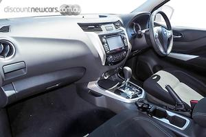 2018 Nissan Navara ST Black Edition D23 Series 3 Auto 4x4 Dual Cab