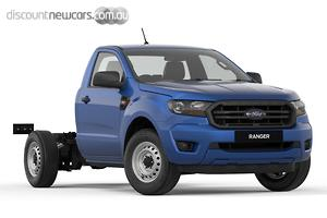 2019 Ford Ranger XL PX MkIII Manual 4x2 MY19
