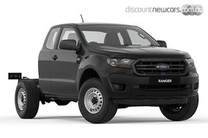 2018 Ford Ranger XL PX MkIII Manual 4x4 MY19 Super Cab