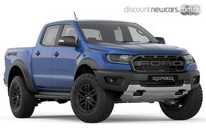 2019 Ford Ranger Raptor PX MkIII Auto 4x4 MY19 Double Cab