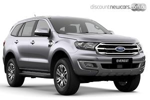 2019 Ford Everest Trend UA II Auto RWD MY19