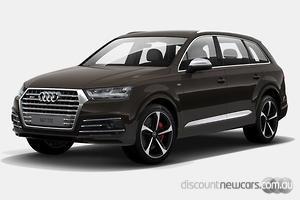 2019 Audi SQ7 TDI Auto 4WD MY19