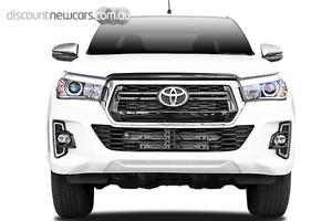 2020 Toyota Hilux SR5 Manual 4x4 Double Cab